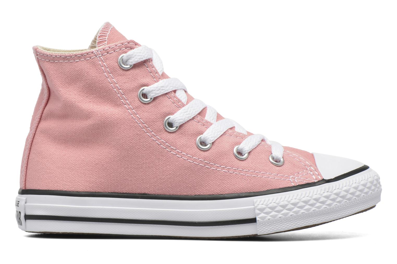 Sneakers Converse Chuck Taylor All Star Hi  K Roze achterkant