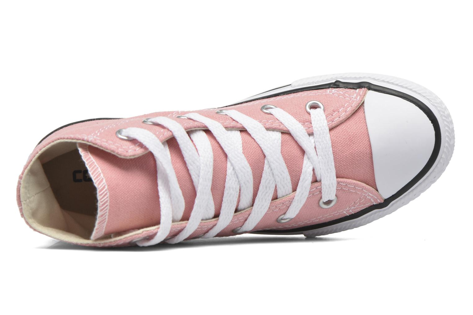 Chuck Taylor All Star Hi  K Daybreak Pink
