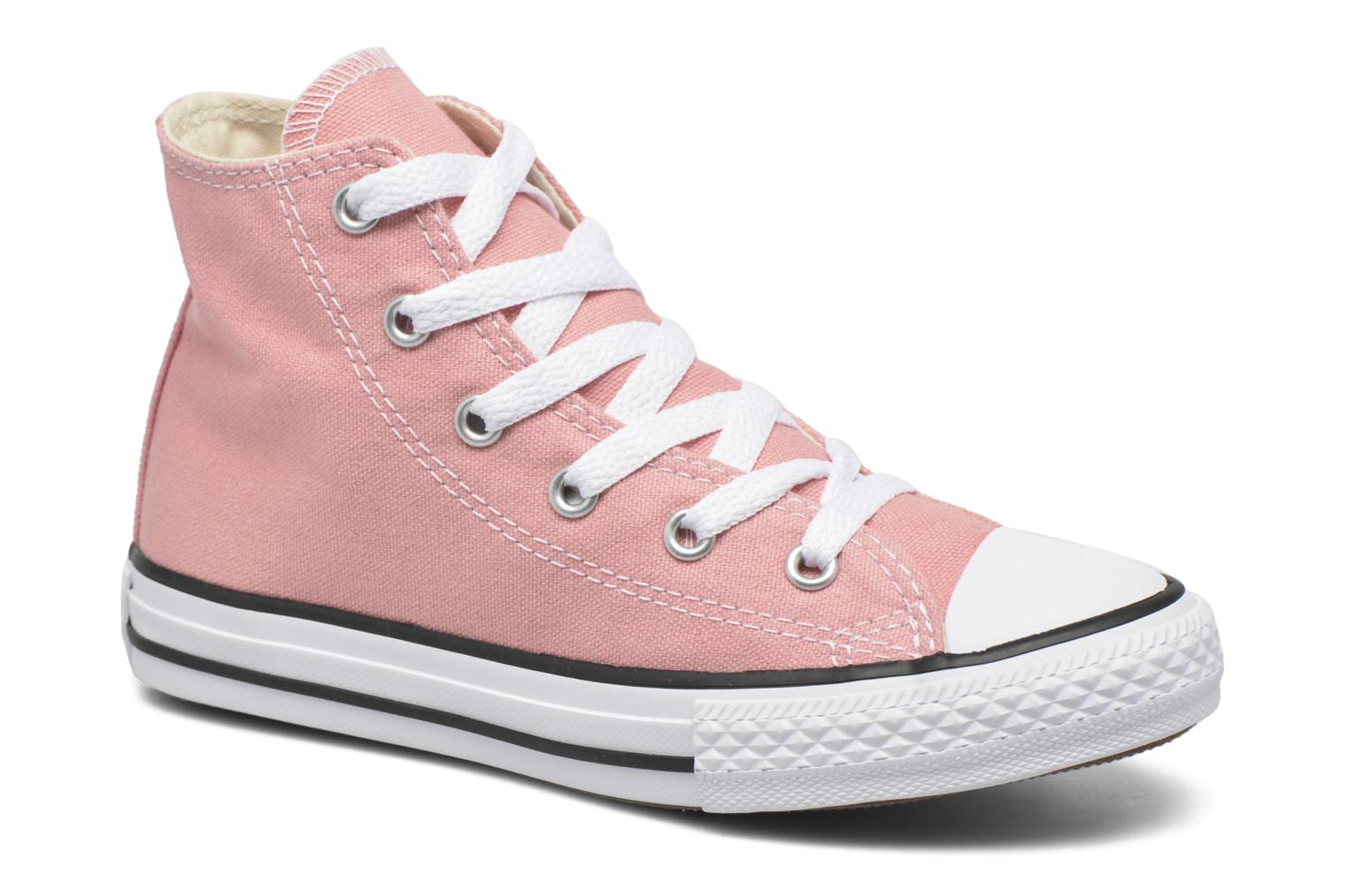 Sneakers Converse Chuck Taylor All Star Hi  K Roze detail