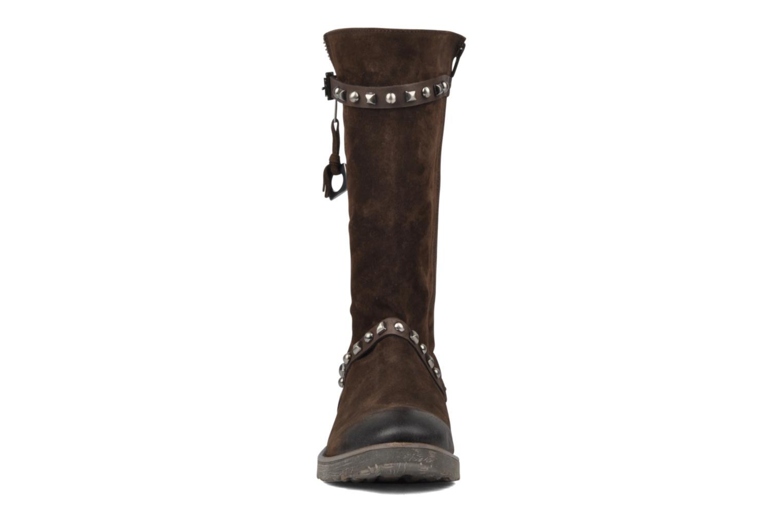 Boots en enkellaarsjes Dkode Melita Bruin model