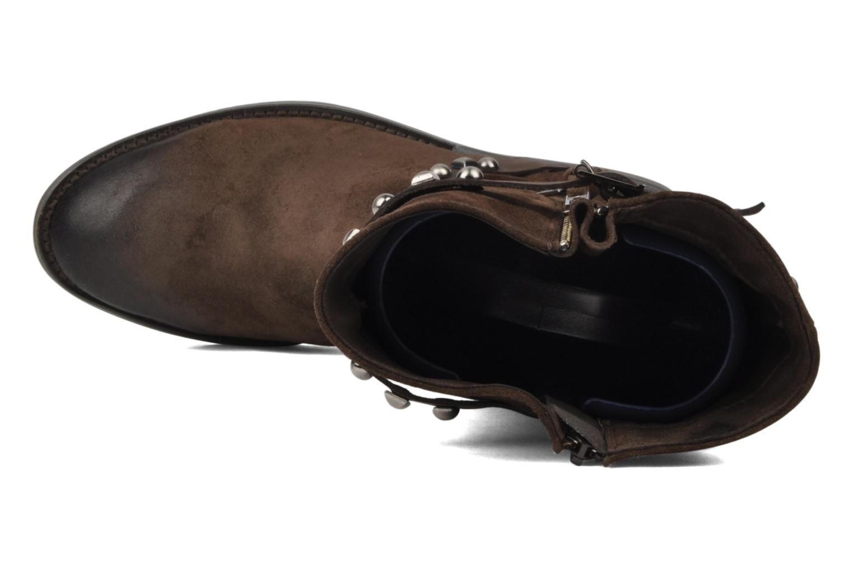 Boots en enkellaarsjes Dkode Melita Bruin links