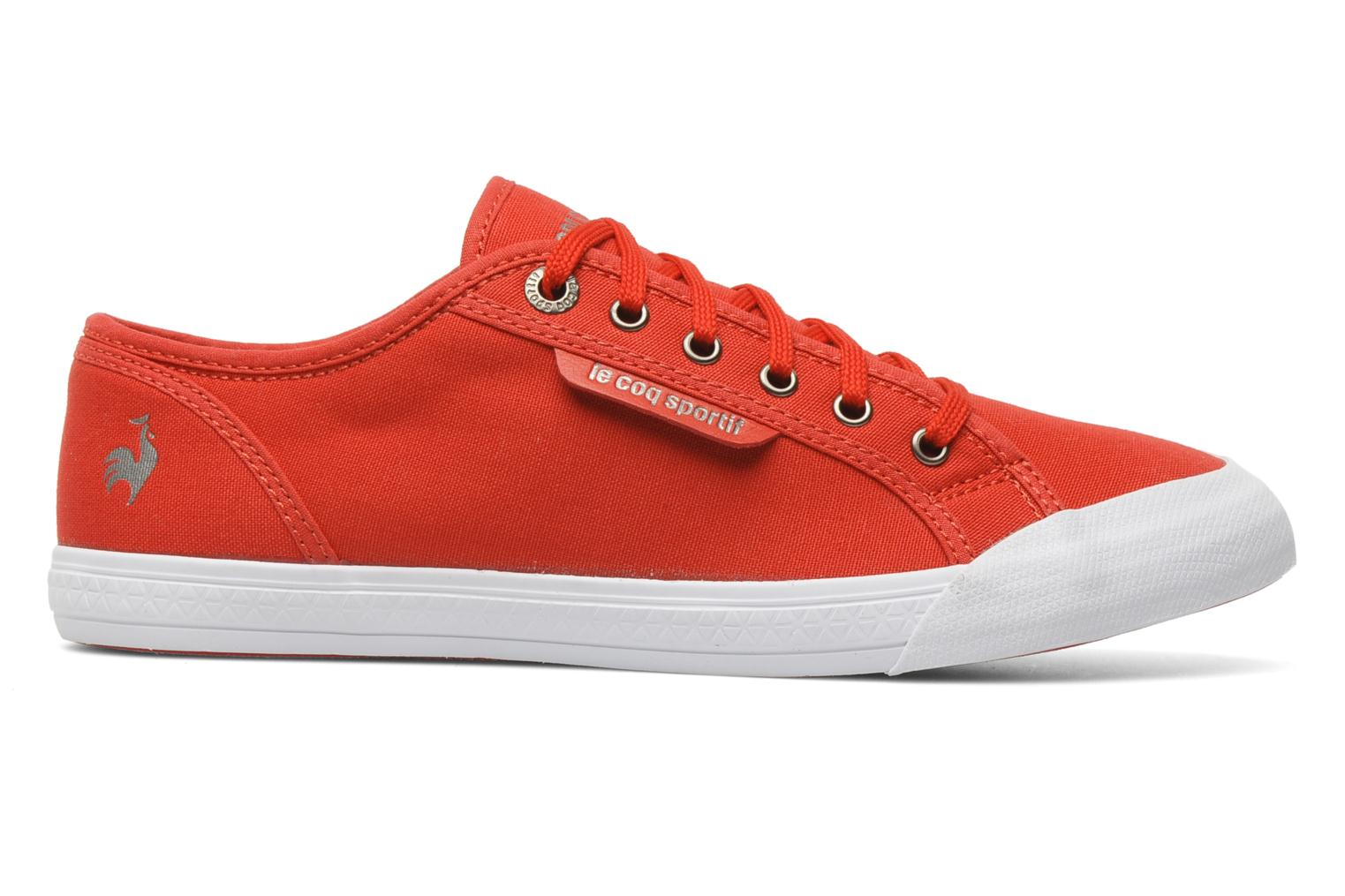 Sneakers Le Coq Sportif Deauville plus Rood voorkant