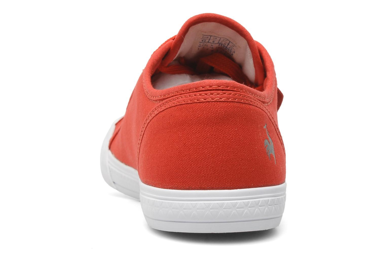 Sneakers Le Coq Sportif Deauville plus Rood rechts
