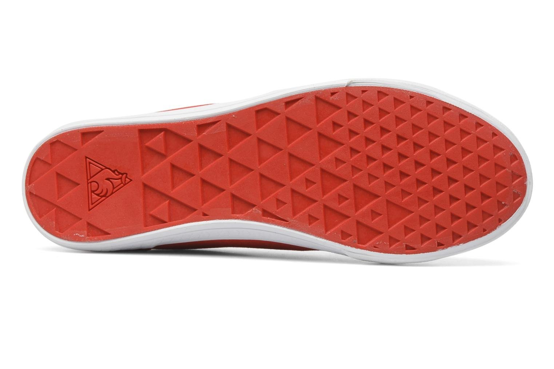 Sneakers Le Coq Sportif Deauville plus Rood boven