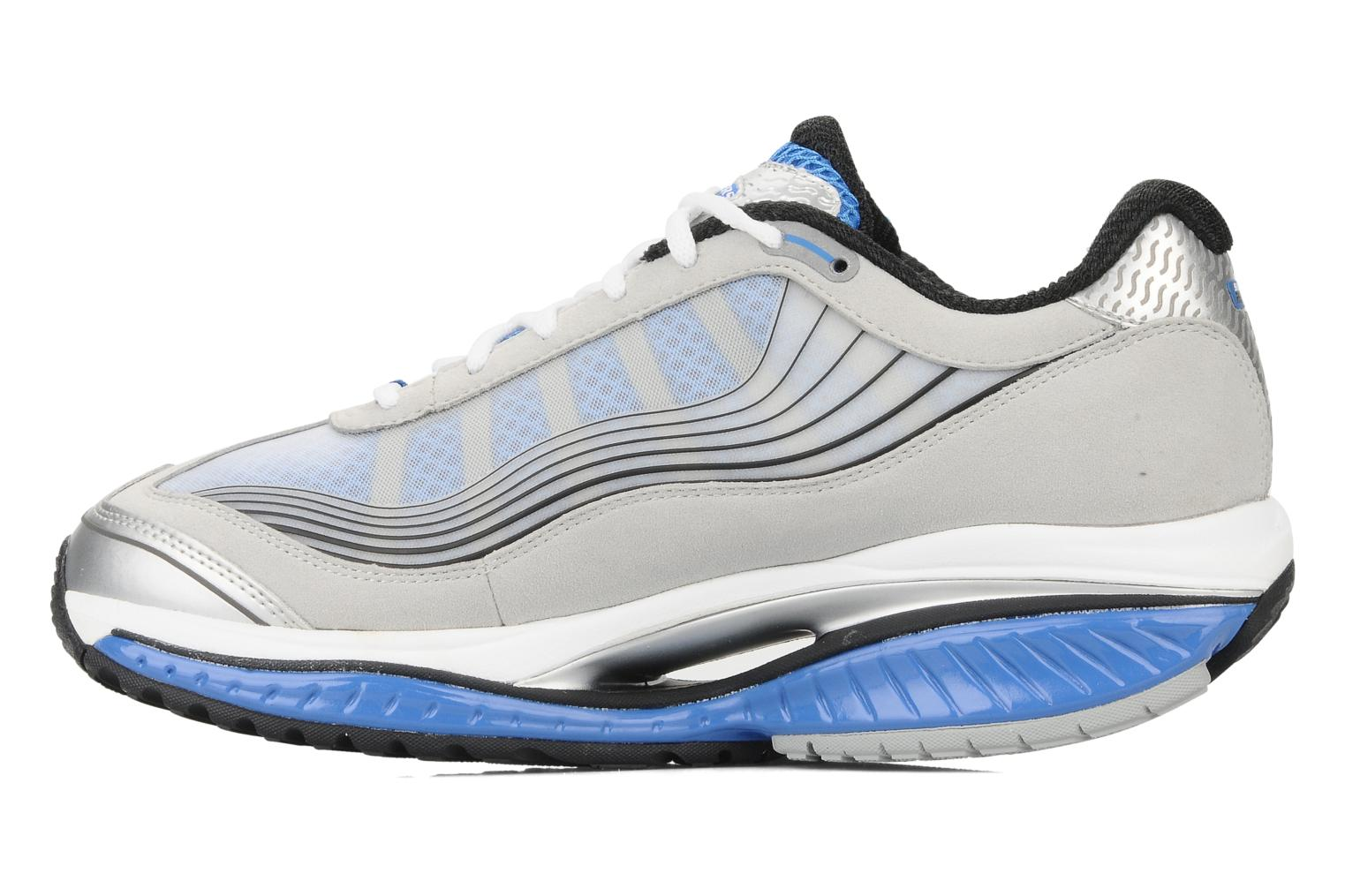 Sport shoes Shape-Ups Resistor 52080 Grey front view