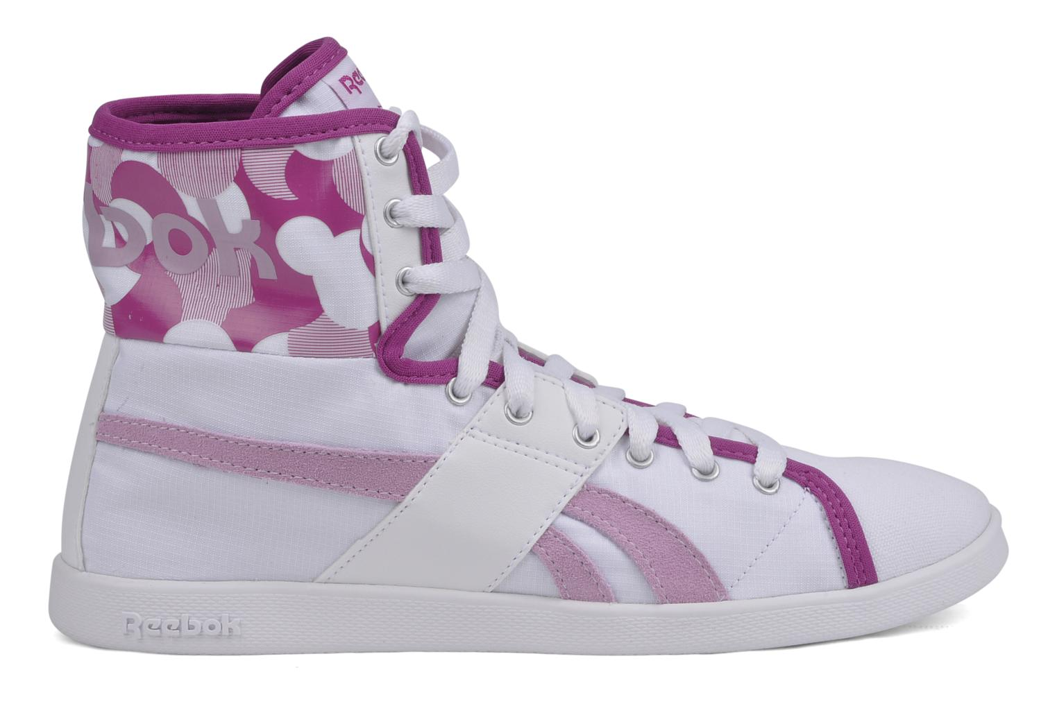 Sneakers Reebok Top down nc Bianco immagine posteriore