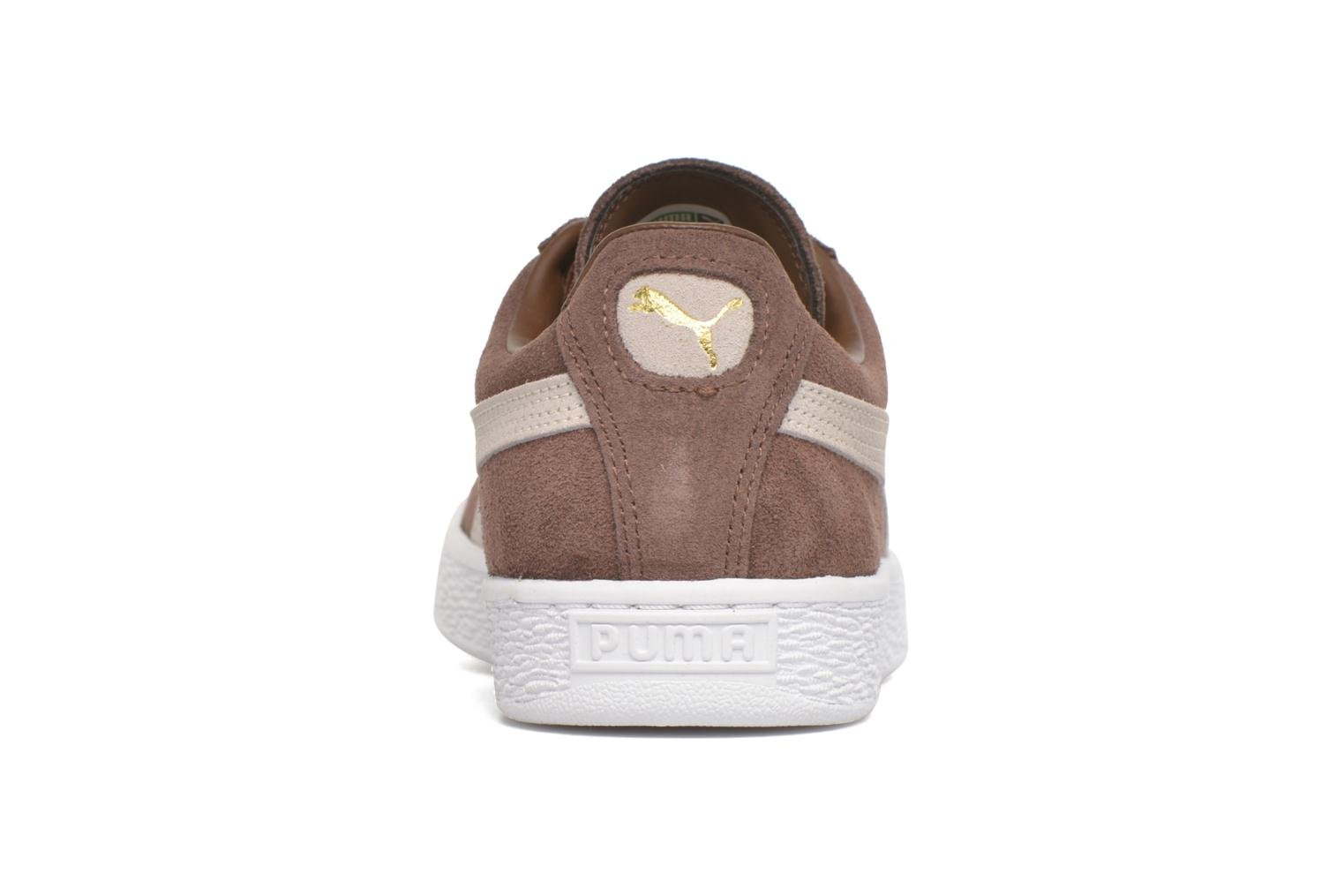 Suede Classic Brown/Sesame