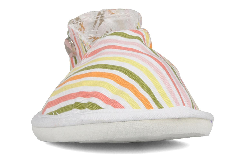 Espadrilles Roxy Oiana mehrfarbig schuhe getragen