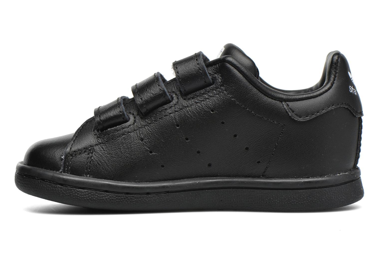 Sneakers Adidas Originals Stan smith cf I Zwart voorkant