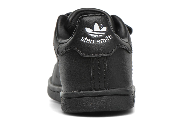 Sneakers Adidas Originals Stan smith cf I Zwart rechts