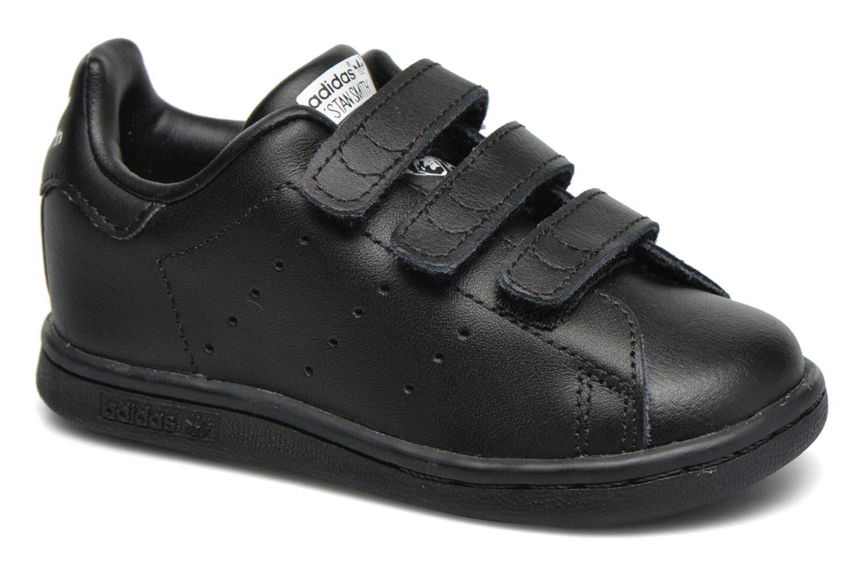 Sneakers Adidas Originals Stan smith cf I Zwart detail