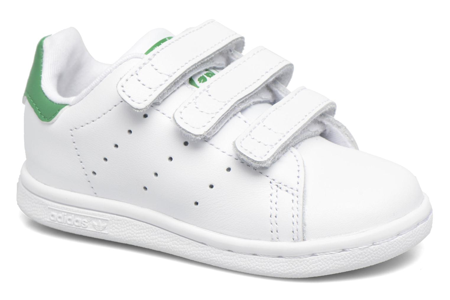 Noiess/Noiess/Ftwbla Adidas Originals Stan smith cf I (Noir)