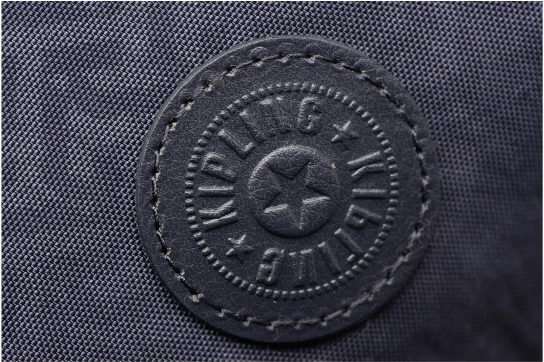Bolsos de mano Kipling Alvar Azul vista lateral izquierda
