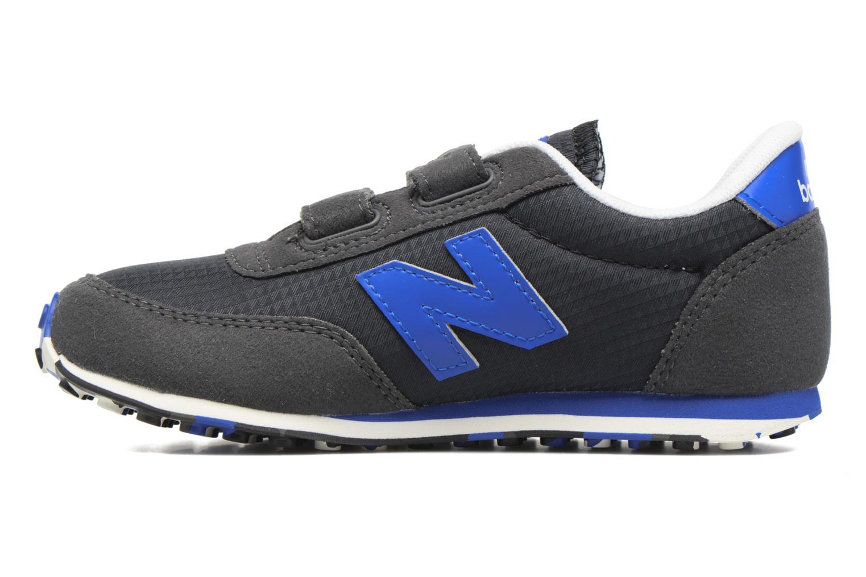 Sneaker New Balance KE410 schwarz ansicht von vorne
