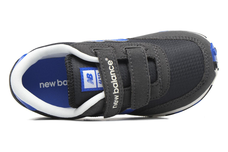 Sneaker New Balance KE410 schwarz ansicht von links