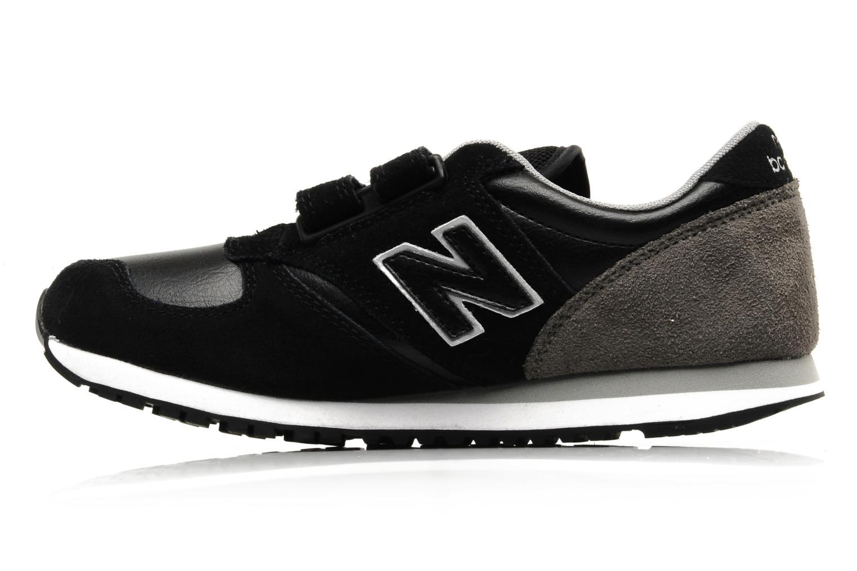 Sneakers New Balance Ke420 Zwart voorkant
