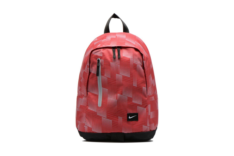 Sacs à dos Nike All access halfday Rouge vue détail/paire