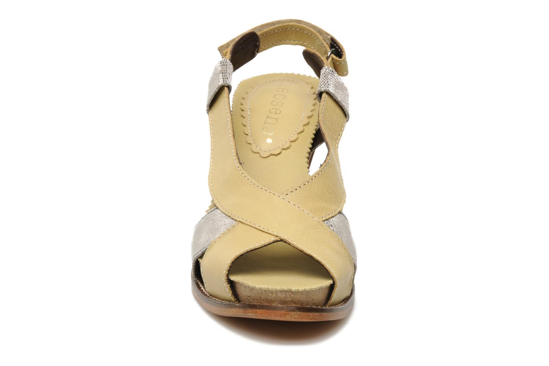 Sandales et nu-pieds Neosens Rome 420 Beige vue portées chaussures