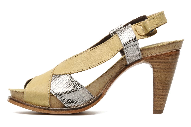 Sandales et nu-pieds Neosens Rome 420 Beige vue face