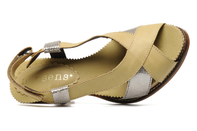 Sandales et nu-pieds Neosens Rome 420 Beige vue gauche