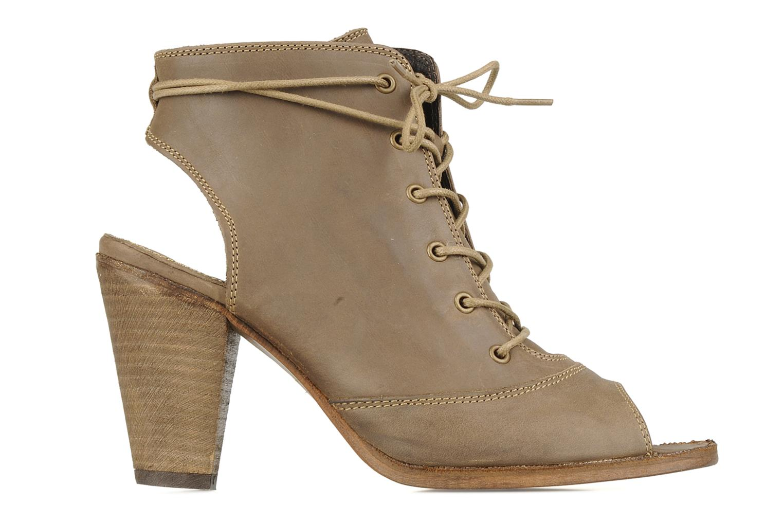 Sandali e scarpe aperte H by Hudson Henshaw Beige immagine posteriore