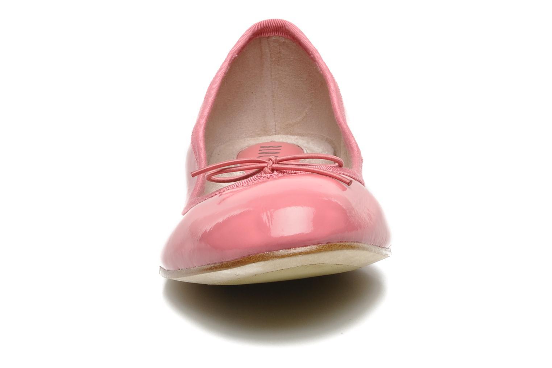 Ballerina's Bloch Patent ballerina Roze model