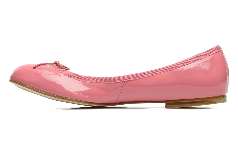 Ballerina's Bloch Patent ballerina Roze voorkant