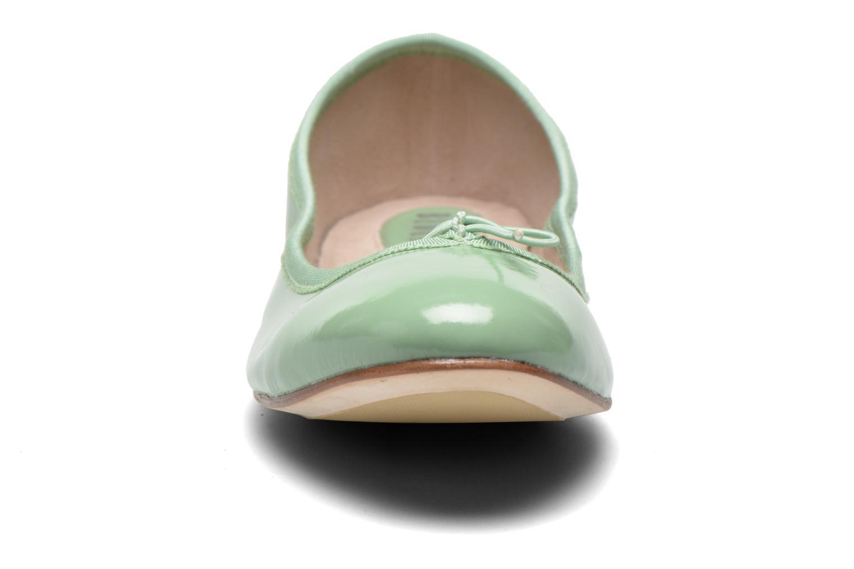 Patent ballerina Seafoam