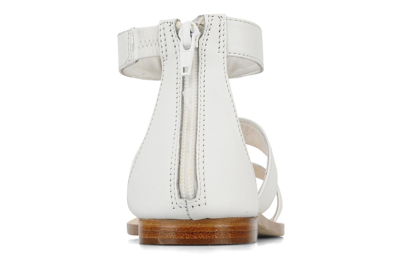 Astra Veau blanc