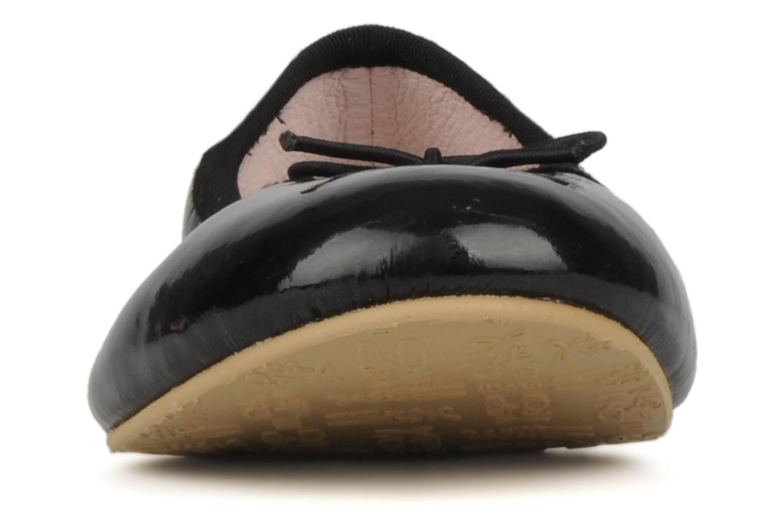 Ballerine Bloch Suri Nero modello indossato