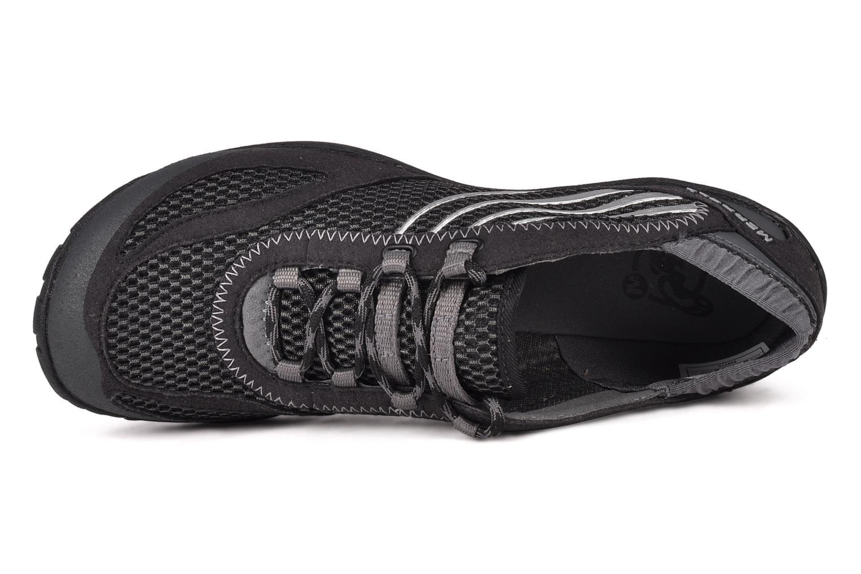 Scarpe sportive Merrell Pace glove Nero immagine sinistra