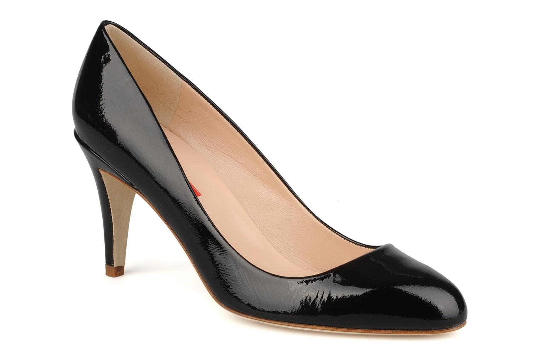 High heels Charles Jourdan Gabrielle 2 Black detailed view/ Pair view