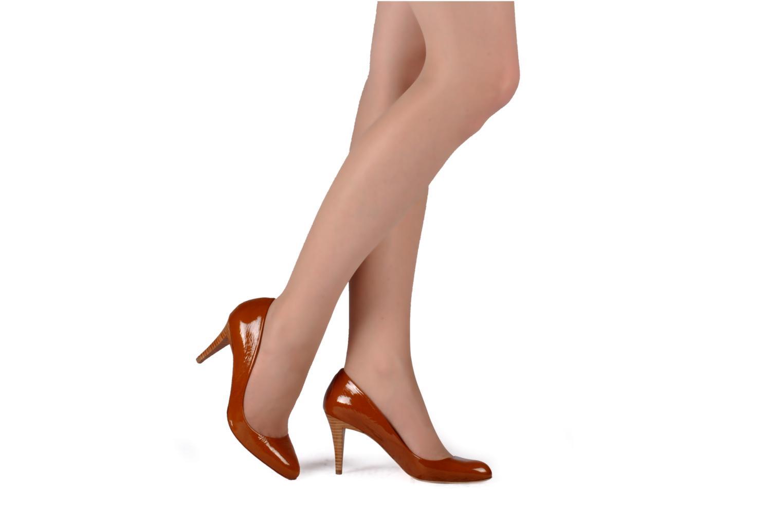 High heels Charles Jourdan Gabrielle 2 Brown view from underneath / model view