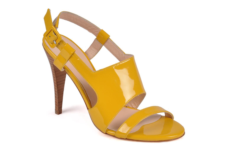 Sandali e scarpe aperte Charles Jourdan Pulpfiction Giallo vedi dettaglio/paio