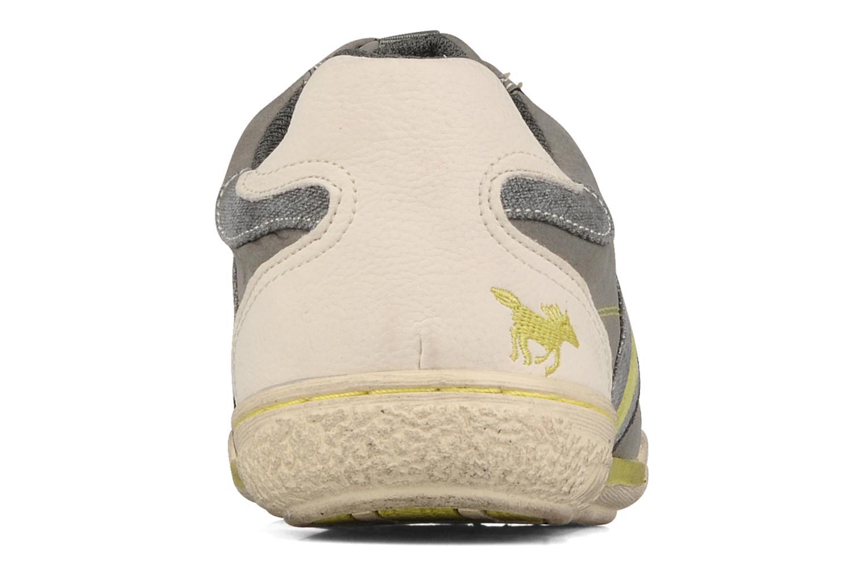 Sneakers Mustang shoes Koura Grijs rechts