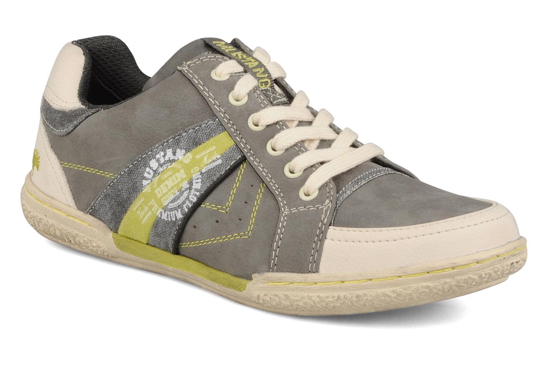 Sneakers Mustang shoes Koura Grijs detail