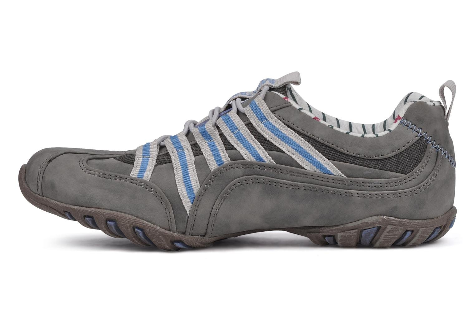 Sneakers Mustang shoes Laggi Grigio immagine frontale