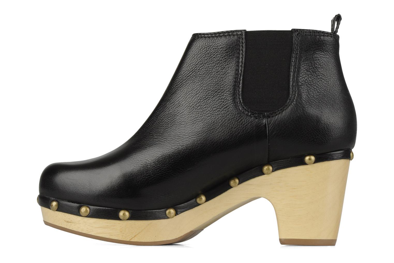 Bottines et boots Studio TMLS Caius boot Noir vue face
