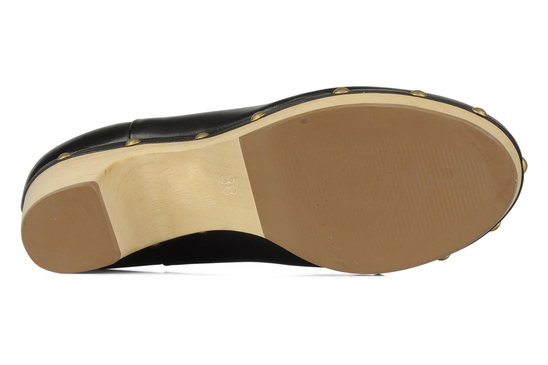 Bottines et boots Studio TMLS Caius boot Noir vue haut