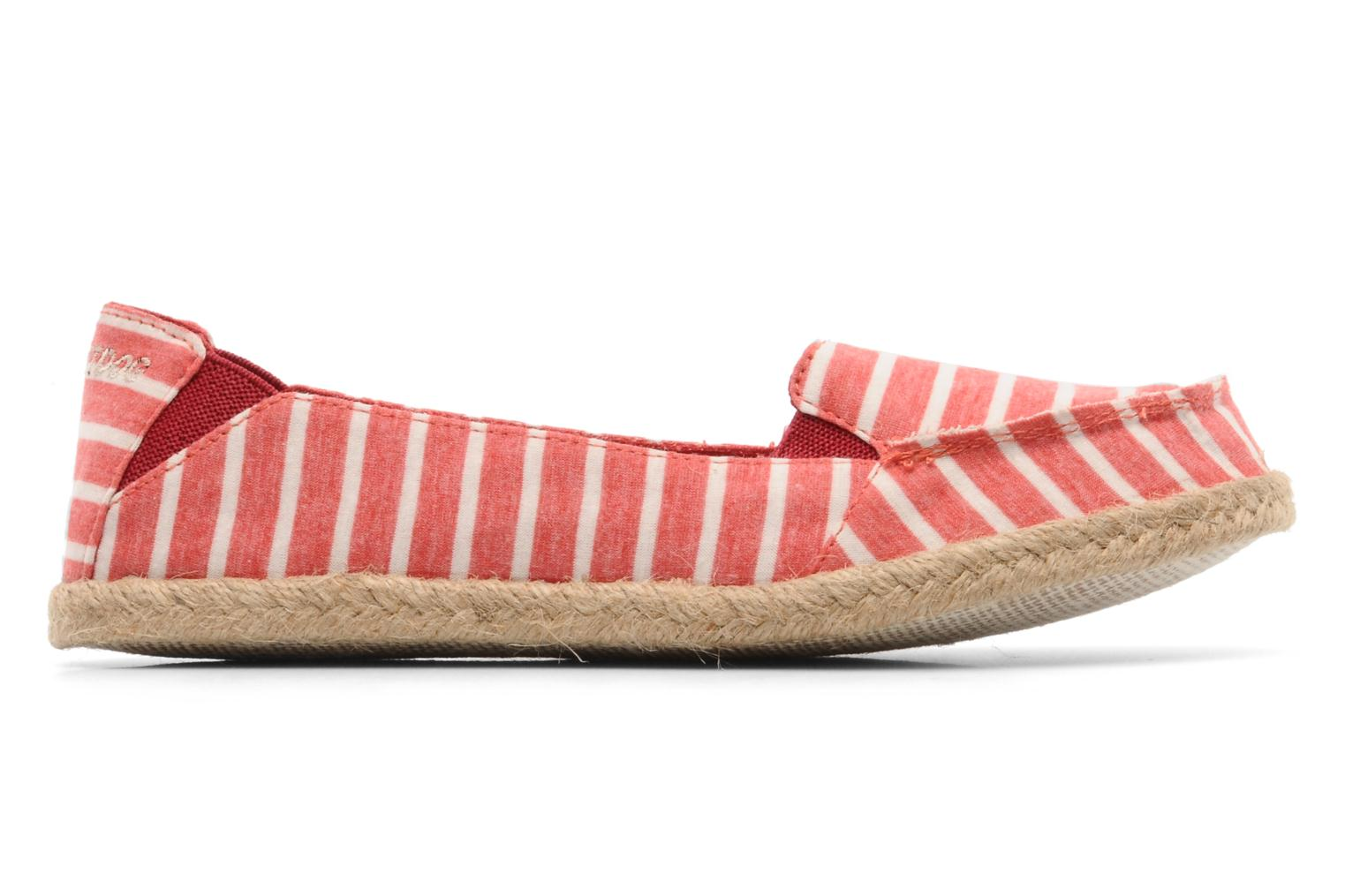 Clover seaside stripe Red