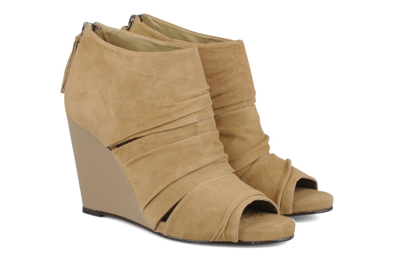 Stiefeletten & Boots Carvela Asterix beige 3 von 4 ansichten