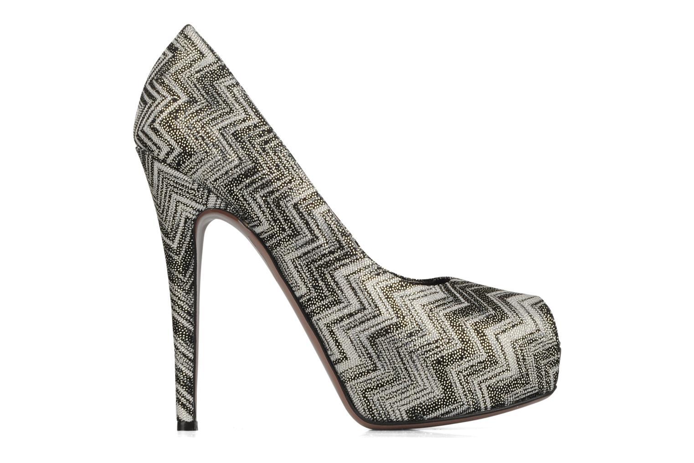 High heels Missoni Anatolia Black back view