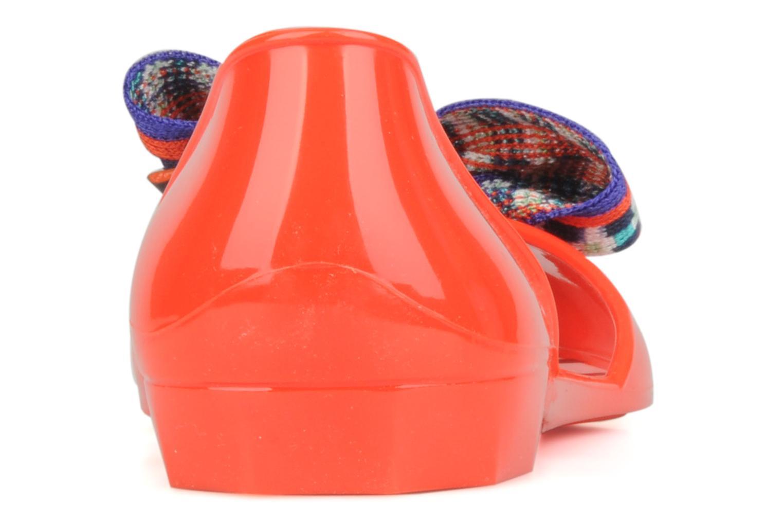 Sandali e scarpe aperte Missoni Athina Rosso immagine destra