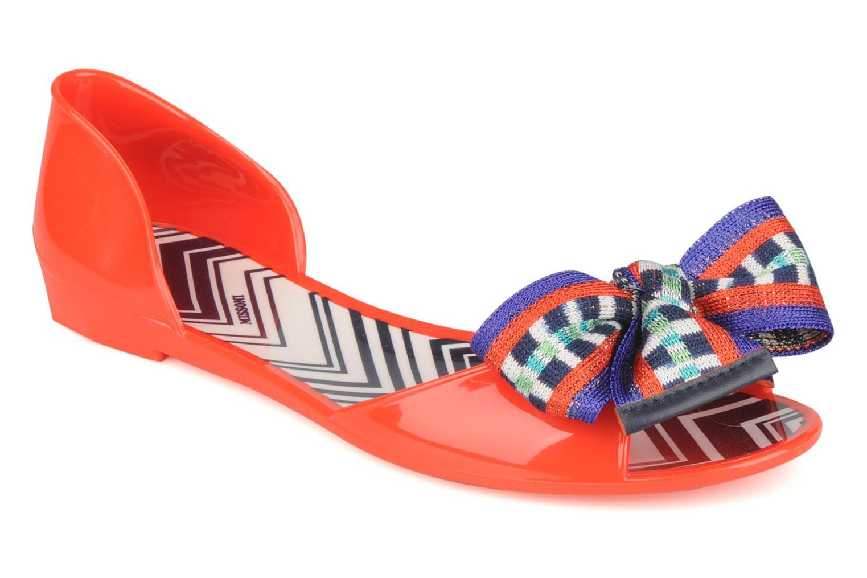 Sandali e scarpe aperte Missoni Athina Rosso vedi dettaglio/paio