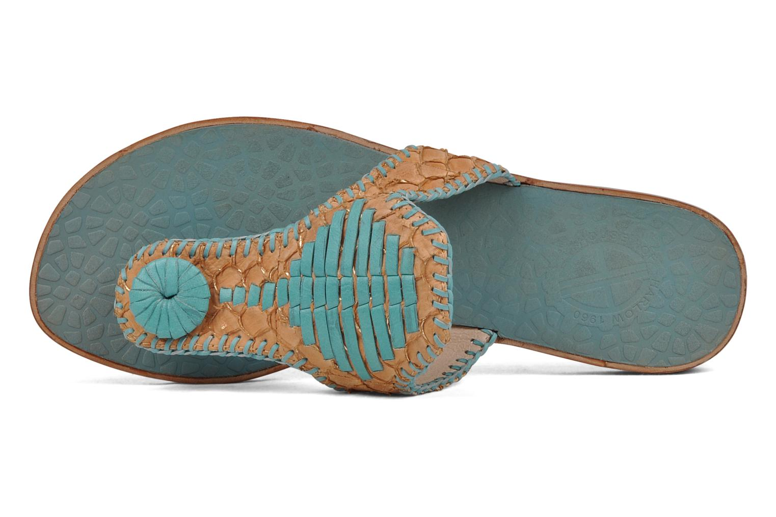 Slippers House of Harlow 1960 Emerson Blauw links