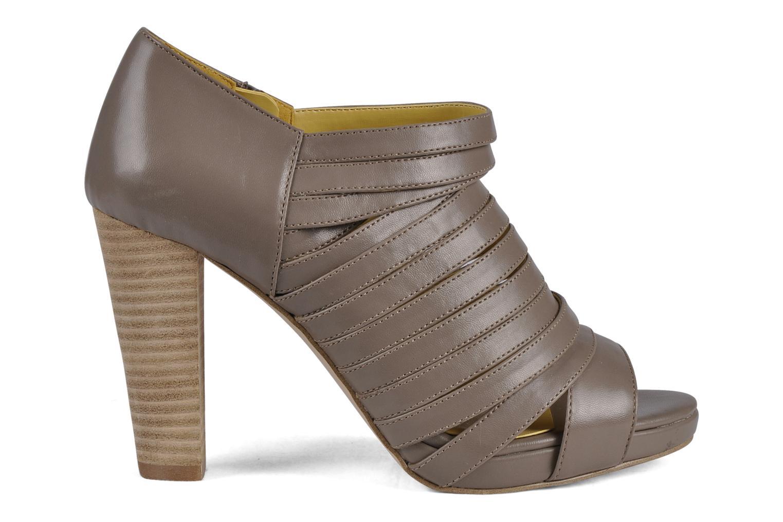 Stiefeletten & Boots Chocolate Schubar Viglio grau ansicht von hinten