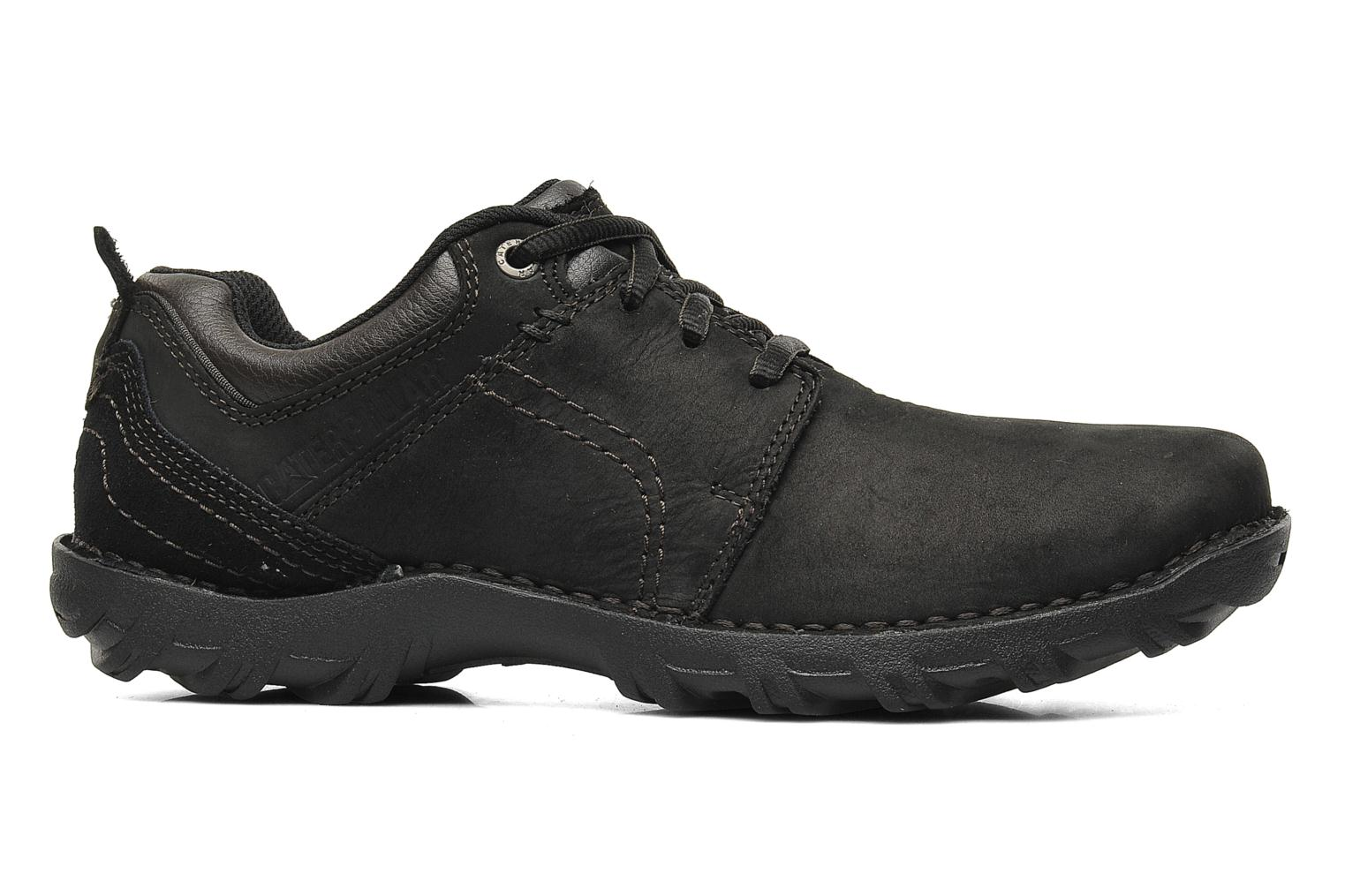 Lace-up shoes Caterpillar Emerge Black back view