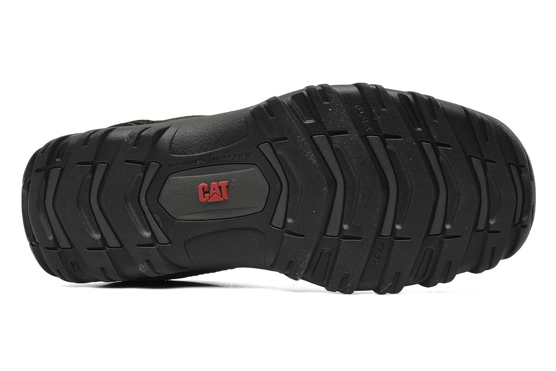 Chaussures à lacets Caterpillar Emerge Noir vue haut