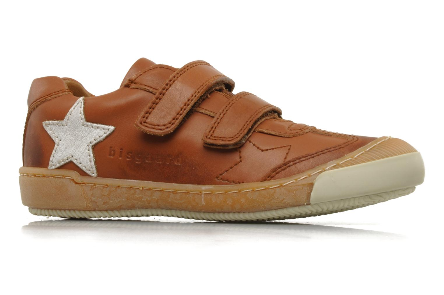 Trainers Bisgaard Sapote Brown back view
