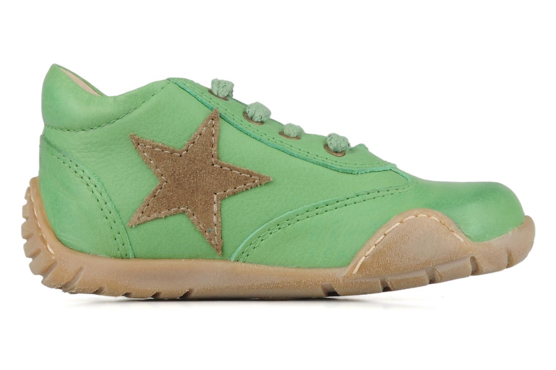 Stiefeletten & Boots Bisgaard Acérola grün ansicht von hinten